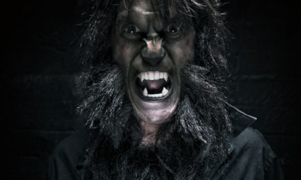 My coworker is a werewolf