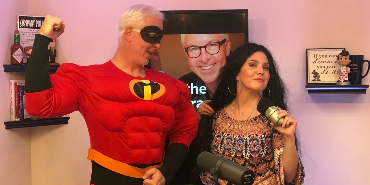Mr. Incredible and Cher Talk Tips for Handling Scary Coworkers