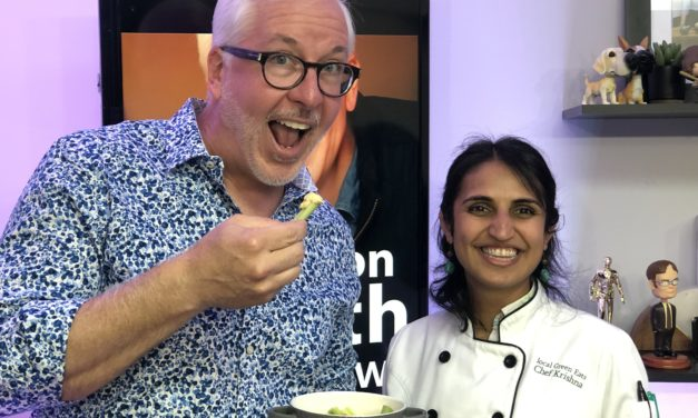 How to Fuel Your Success with Chef Krishna