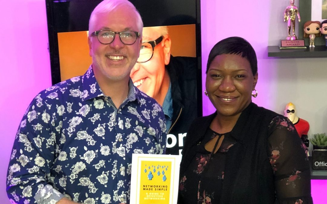 Three Tips for Networking with Chi Chi Okezie