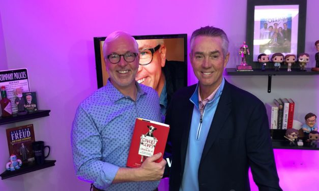 Turning Mistakes into Growth Opportunities with Author & former Chick-fil-A CMO Steve Robinson