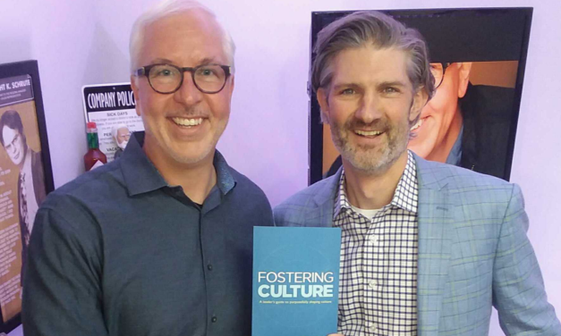 Fostering Culture for Leaders with Author Shane Jackson