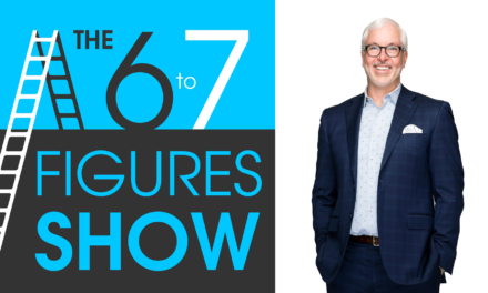 Executive Coaching: My Story featured on the 6 to 7 Figures Show