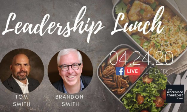 Leadership Lunch: Economy and Recovery with Professor Tom Smith