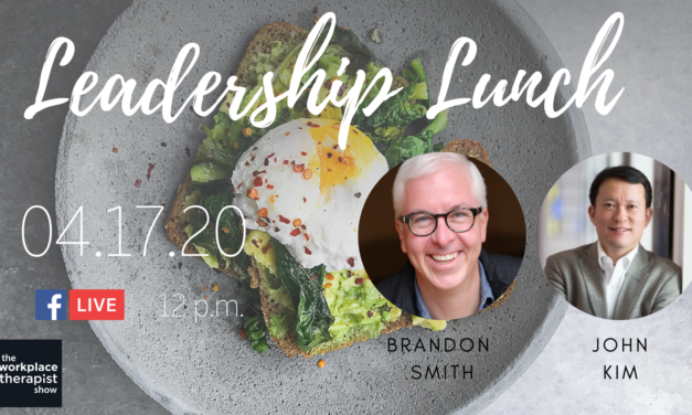 Leadership Lunch: Strategy for the Future with John Kim