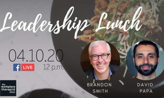 Leadership Lunch: Meditation and Mindfulness with David Papa