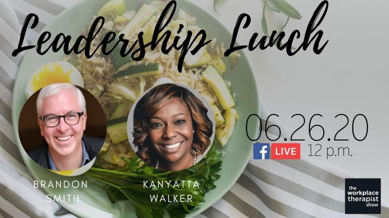 Leadership Lunch: Shaping a Stellar Career with Kanyatta Walker